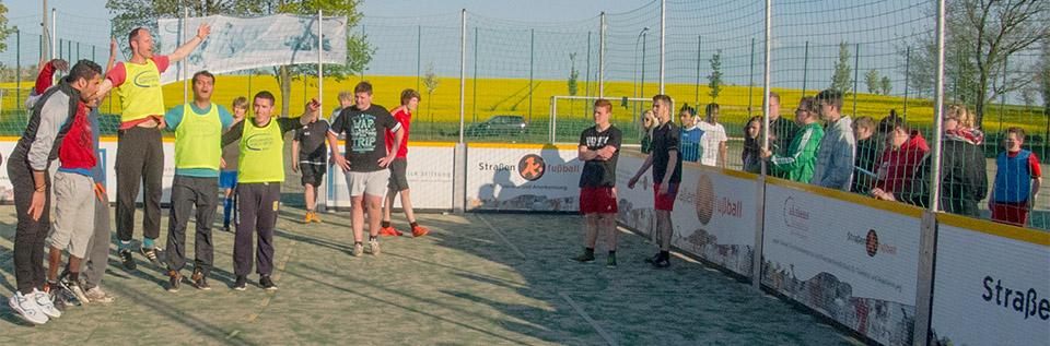 Startbanner Sportfest