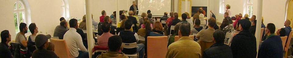 Banner Veranstaltung Begegnungshaus